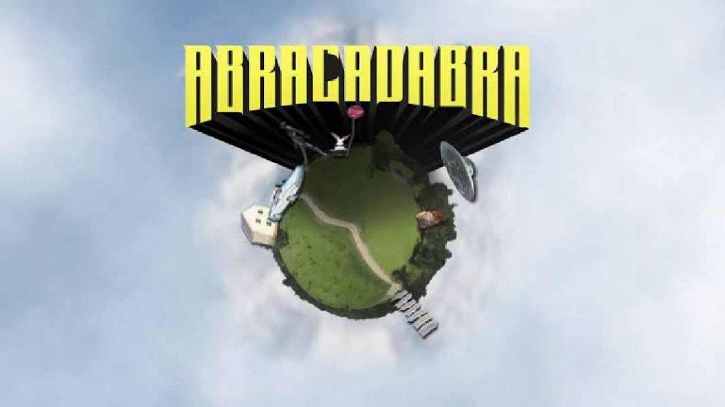 Image contains Abracadabra song album art