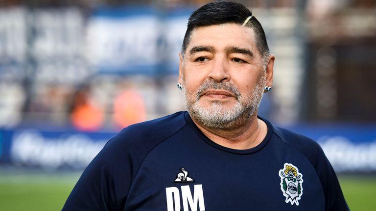 Maradona is dead